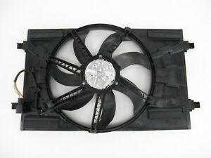 Fan Davlumbazı 5q0121205s Golf Passat